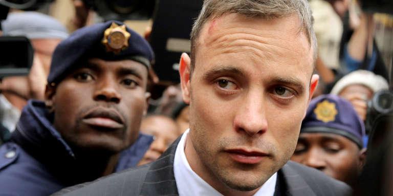 Oscar Pistorius at the Supreme Court of Pretoria, June 14, 2016. &quot;title =&quot; Siphiwe Sibeko / REUTERS &quot;onload =&quot; lmd.pic (this); &quot;onerror =&quot; lmd.pic (this); Oscar Pistorius at the Supreme Court of Pretoria, June 14, 2016. </span data-recalc-dims=