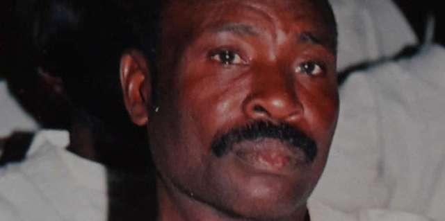 Moussa Biram, militant anti-escalvagisme en Mauritanie, en prison depuis 500 jours.