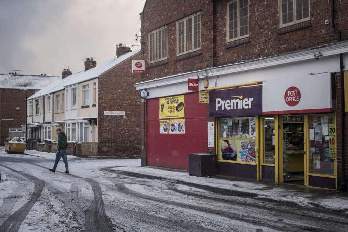 Hartlepool est la 18e ville la plus pauvre d'Angleterre.