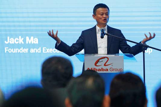 «En bloquant Baidu, Alibaba a créé les conditions pour que les marques désireuses de toucher des clients prêts à acheter en ligne insèrent leurs publicités chez Alibaba» (Jack Ma, fondateur d'Alibaba,à Kuala Lumpur, Malaisie, le 18 juin).