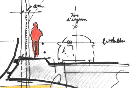 Pour Gênes, Renzo Piano présente un pont qui « doit durer