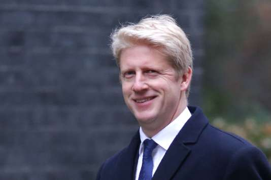Jo Johnson, January 9th in London.