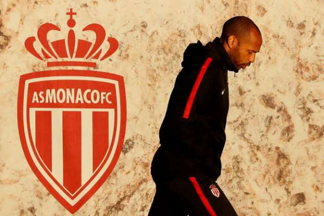 Monaco: Thierry Henry suspended after just three months