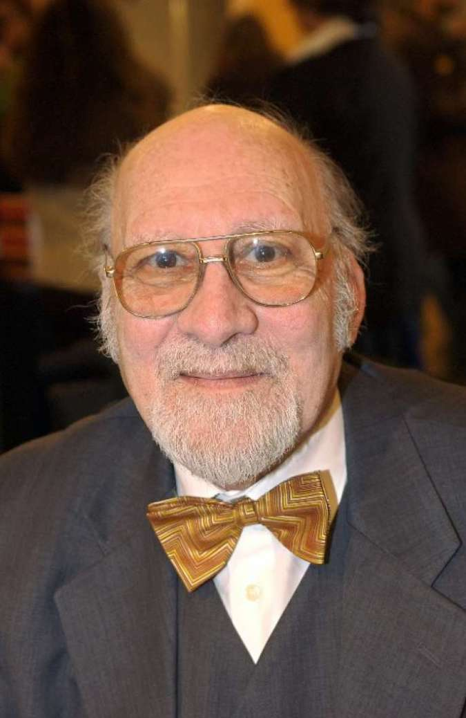 Le journaliste Paul Balta, en 2005, à Paris.