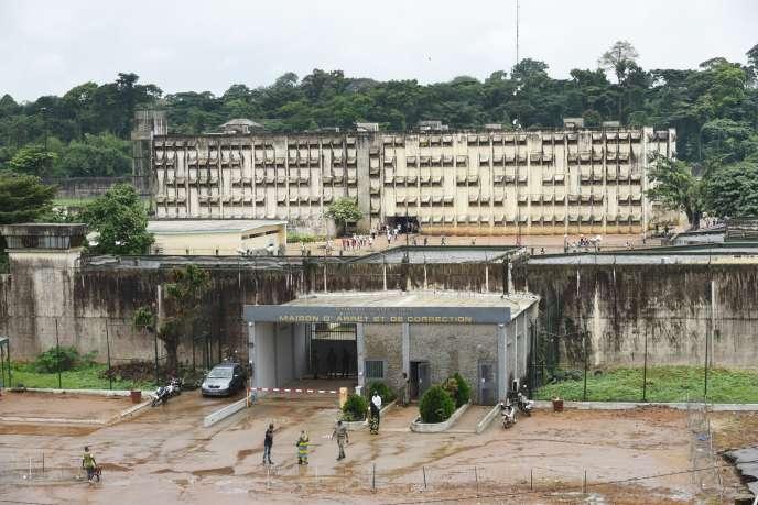 Abidjan Detention and Correction Center (MACA), Côte d'Ivoire, in September 2018.