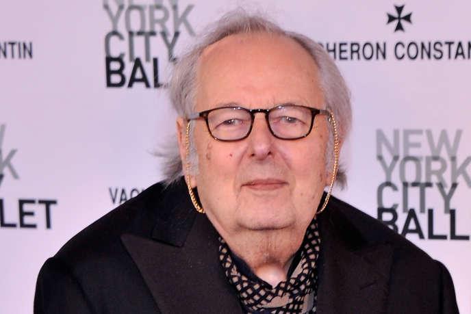 André Previn en mayo de 2013 en el Lincoln Center de Nueva York.