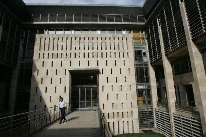 La cour d'appel d'Aix-en-Provence (Bouches-du-Rhône).