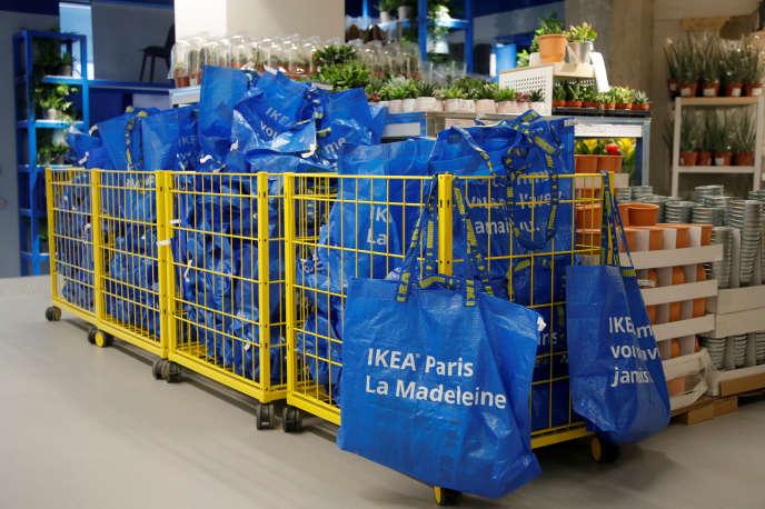 Ikea Ouvre Un Magasin Dans Le Centre Ville De Paris Un Défi