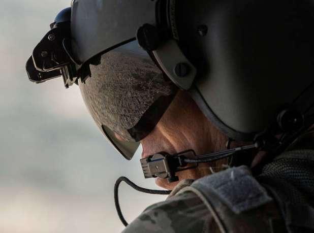 Selon les services de renseignement américains, des milices chiites pro-iraniennes ont déployé des lance-roquettes aux abords de bases américaines en Irak.