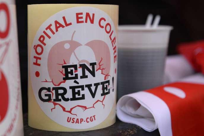 Muchos departamentos de emergencia de hospitales han estado en huelga durante varios meses.