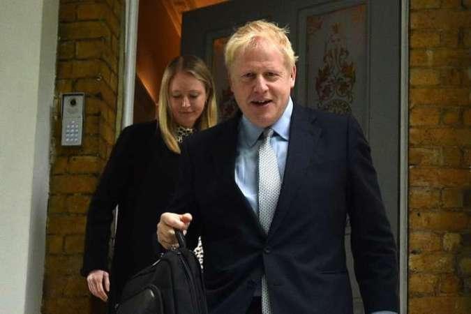 Boris Johnson, le 13 juin 2019, à Londres.