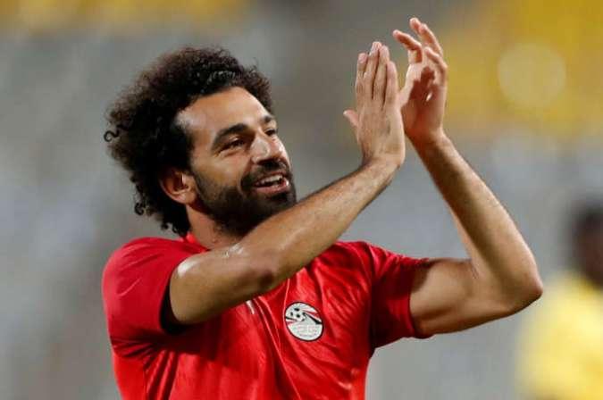 Mohamed Salah,atout majeur des Pharaons d'Egypte, équipe favorite de cette CAN 2019.