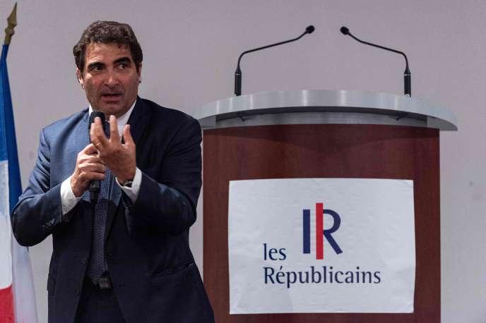 Christian Jacob est favori dans la course à la présidence LR.