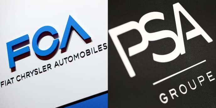 Fiat Chrysler Automobiles PSA sta discutendo di una fusione con PSA.