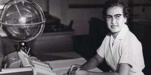 Katherine Johnson, mathématicienne afro-américaine pionnière de la NASA. Femme de savoir et de sciences