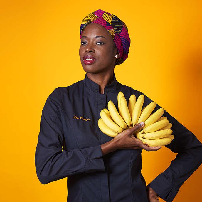 Anto Cocagne est l'autrice de «Goûts d'Afrique» (Mango Editions, 2019).
