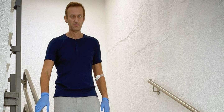 Selon Alexeï Navalny, ses vêtements sont la