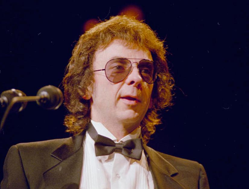 Phil Spector, and 1989.