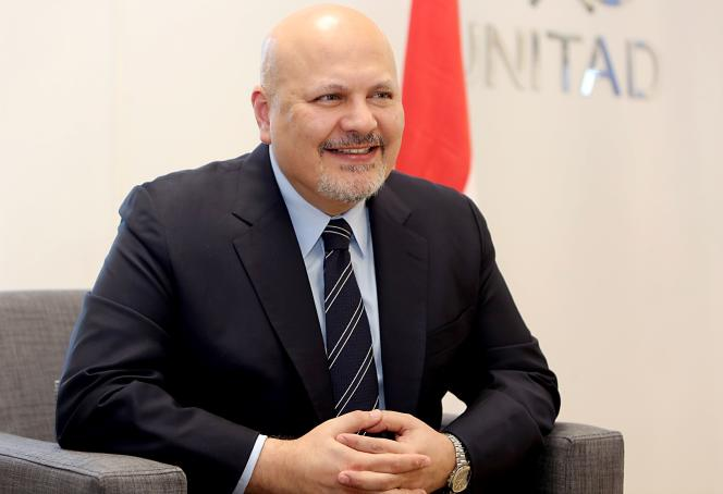 Karim Khan has served as a defense lawyer in numerous ICC cases.
