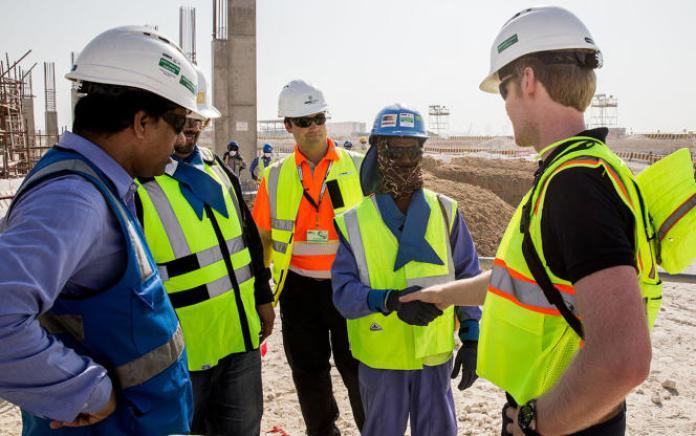 A Doha, en avril 2018.