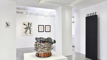 « Dans l'œil de Daniel Pommereulle » chez Christophe Gaillard