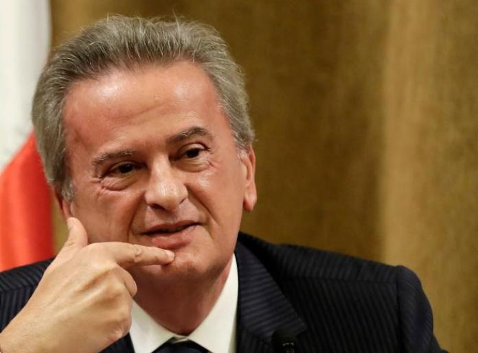Riad Salamé, à la tête de la Banque centrale libanaise depuis 1993, ici le 11 novembre 2019.