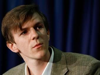Джеймс О'Киф. Фото из архива ©AFP