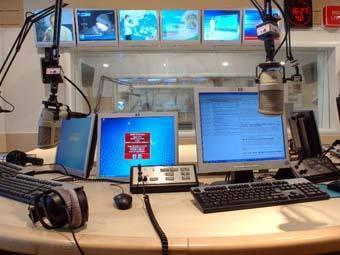 """Студия радиостанции """"Голос России"""". Фото с сайта planetguide.biz"""