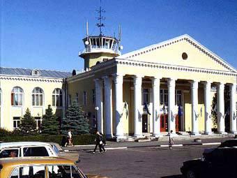 Здание аэропорта Симферополя. Фото с официального сайта