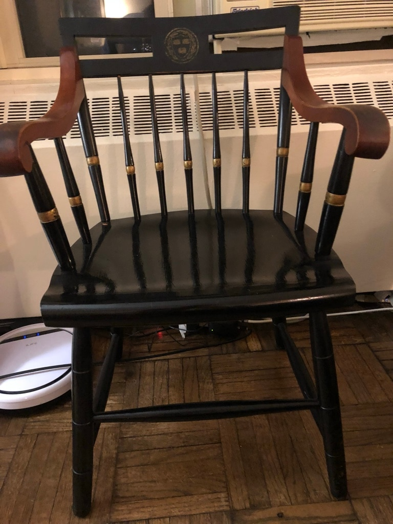 harvard chair for sale hanging upside down used in new york letgo