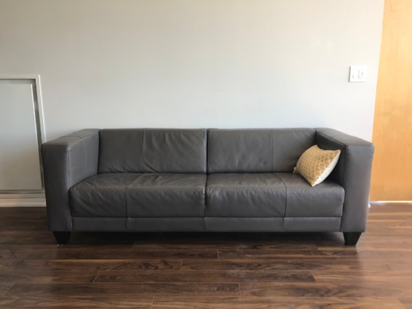 eq3 sofa argos metal frame bed used leather for sale in toronto letgo