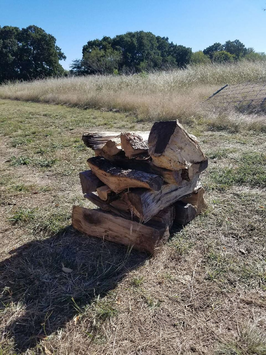 Blackjack Oak Firewood