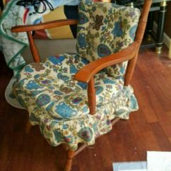 Seng Chicago Chair Electric Prop Used R 60s Childs Rocking For Sale In Leland Letgo Homeother