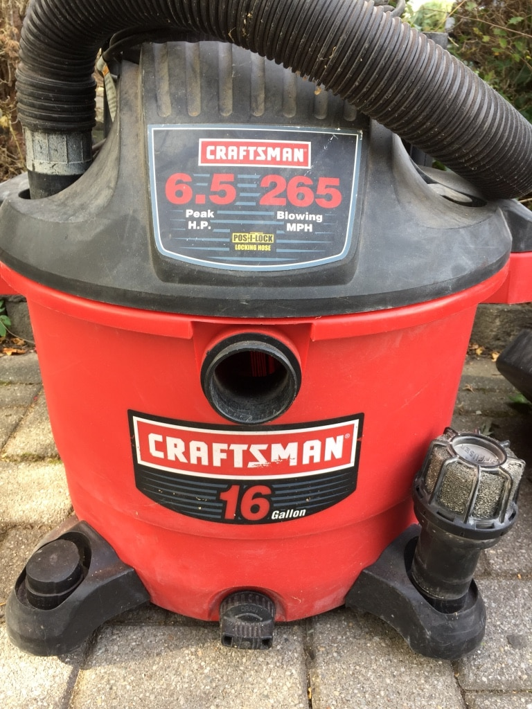 Craftsman 16 Gallon Shop Vac With Detachable Blower Parts