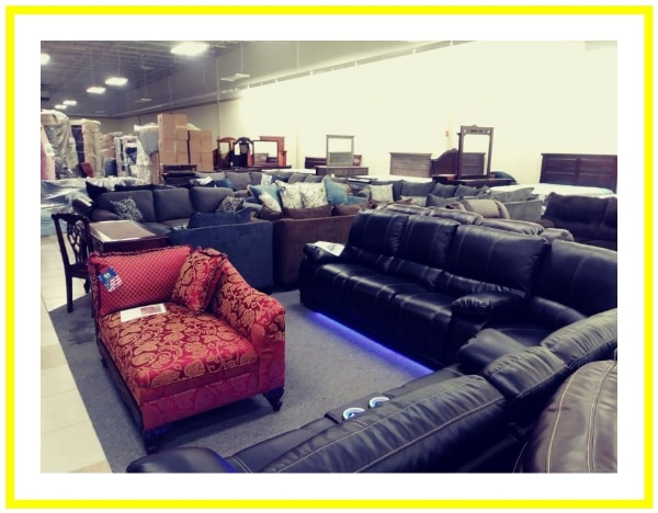 closeout living room furniture sets small layout with sectional used closeouts and overstock sofa for sale in grapevine
