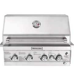 Kitchen Aid Bbq Moduler Brand New Never Used Built In Grill Paid 850 Selling For 500