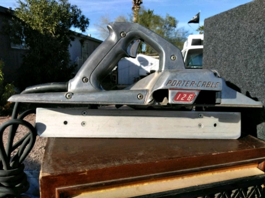 Porter Cable 126 Planer Cutter