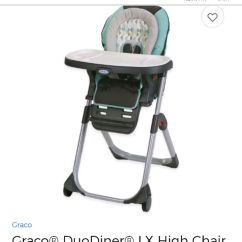 Graco Duodiner Lx High Chair Office Chairs Zejtun Used 3 In 1 Convertible For Sale New York