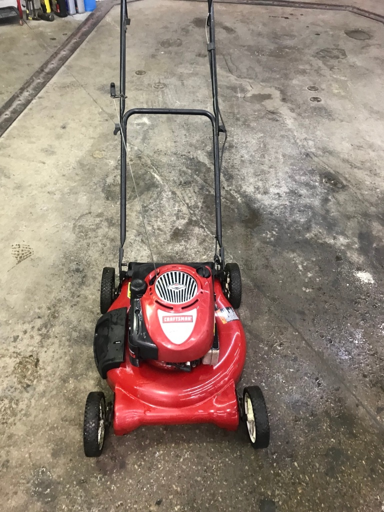 Craftsman 625 Lawn Mower