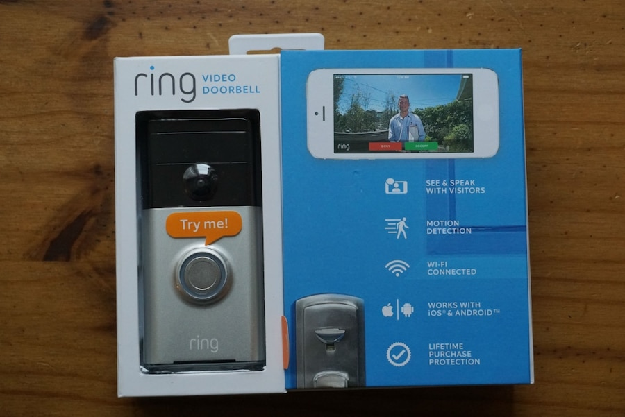 ring doorbell for sale wiring diagram fog lights without relay used in berwyn letgo