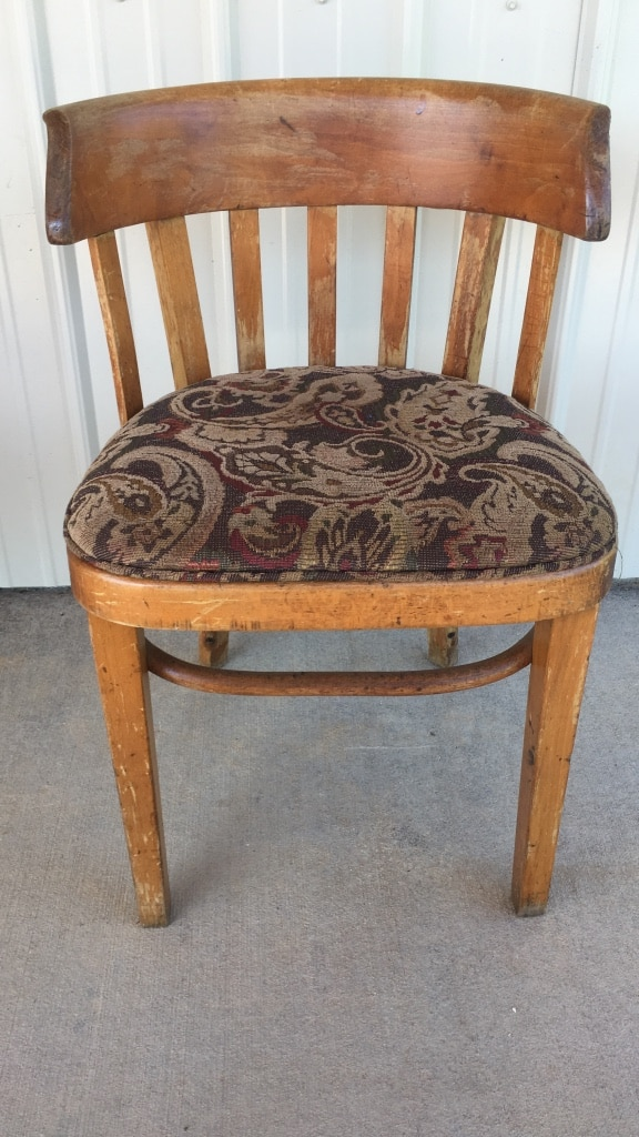 barrel back chair jens design within reach used antique mundus poland wood for sale in germantown letgo