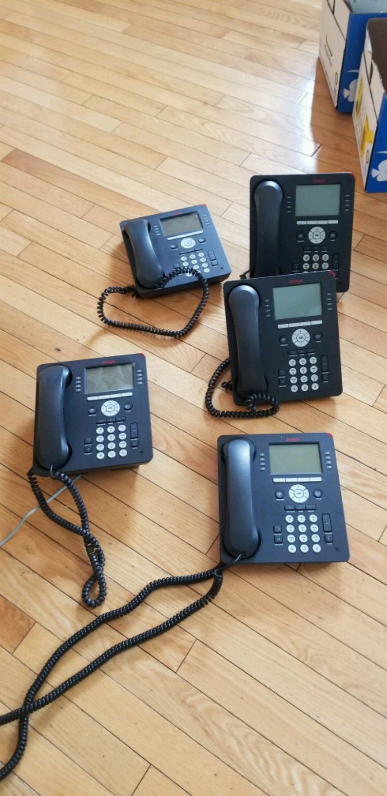 used avaya business ip office phone 5 phones wiring for sale in telephone wiring color code business phone wiring [ 794 x 1634 Pixel ]