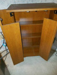 Used Storage Cabinet / tv stand in Portsmouth