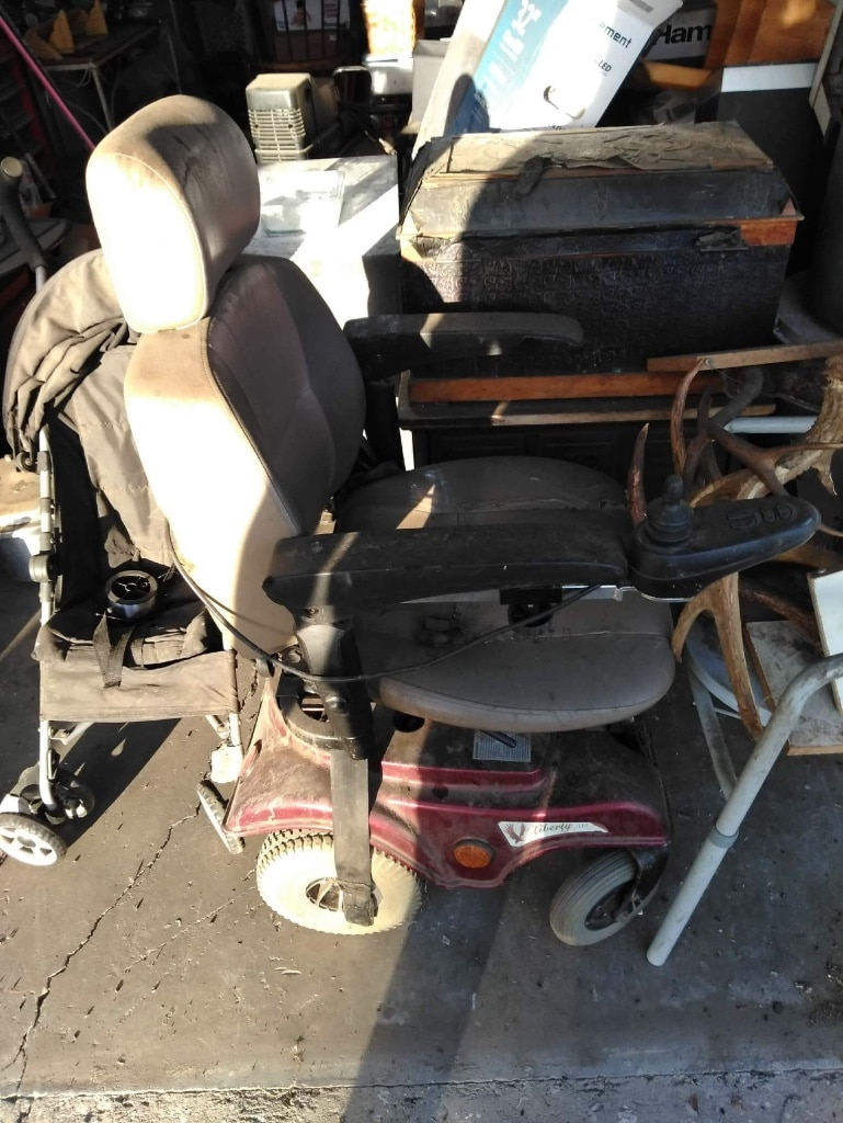 liberty 312 power chair large round chairs for living room used sale in tulare letgo