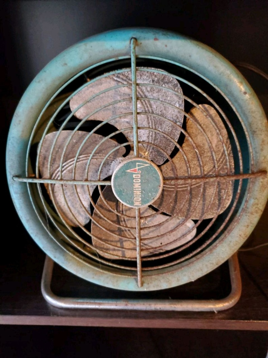 Used Vintage Electric Fan for sale in Chicago  letgo