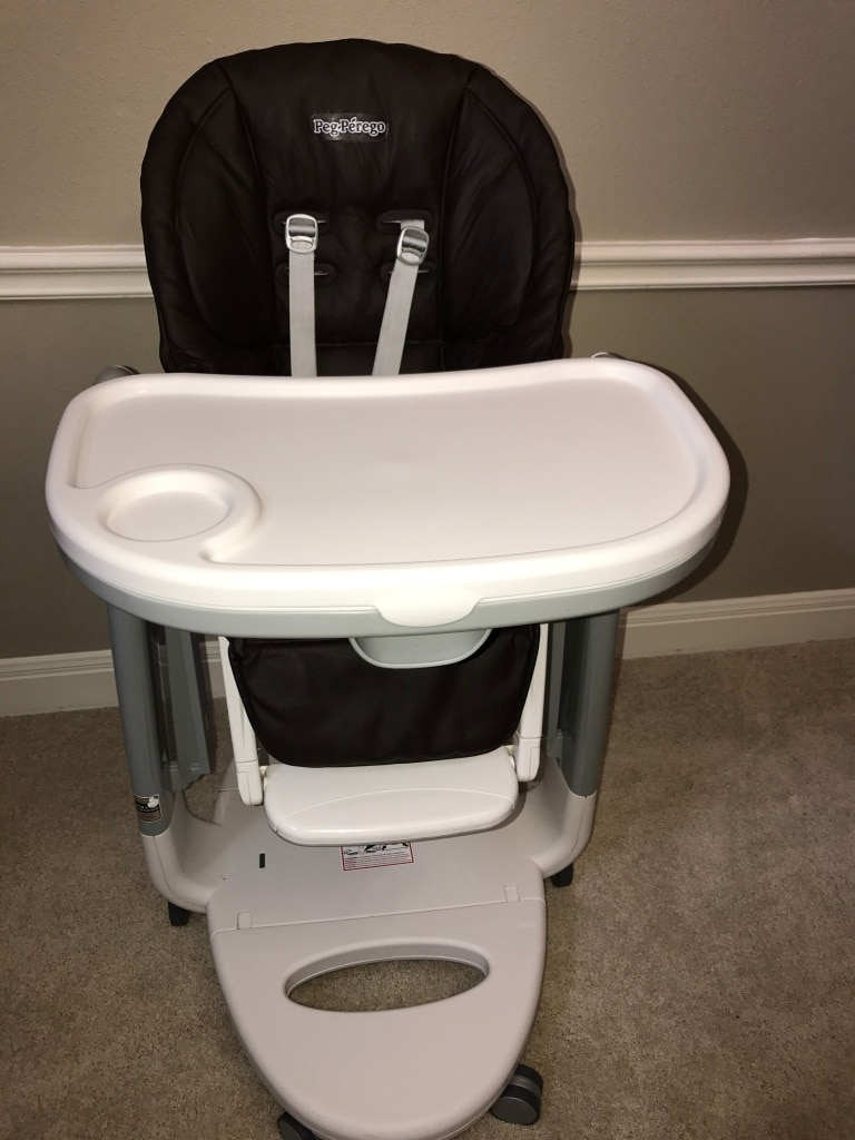 peg perego tatamia high chair renting chairs for events used sale in cedar park letgo