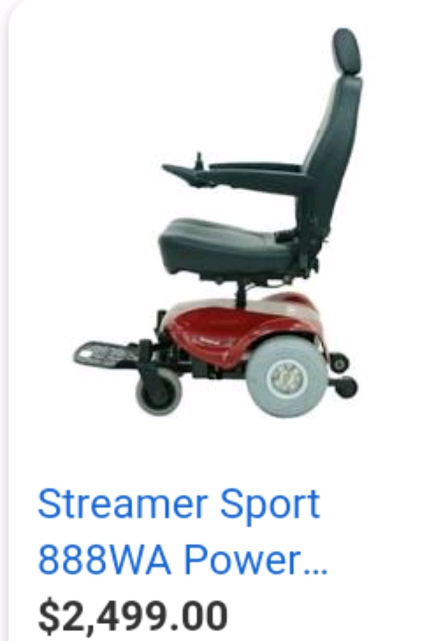power chair for sale fishing high back used shoprider in sarasota letgo