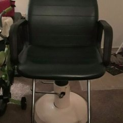 Stylist Chair For Sale Quilted Cushions Used Vintage In Glen Burnie Letgo