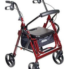Walker Roller Chair Table And Rental Chicago Used Drive Duet Dual Function For Sale In Carrollton
