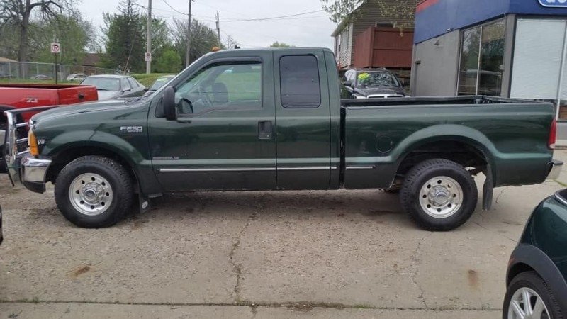 1999 Ford F250 Diesel Manual